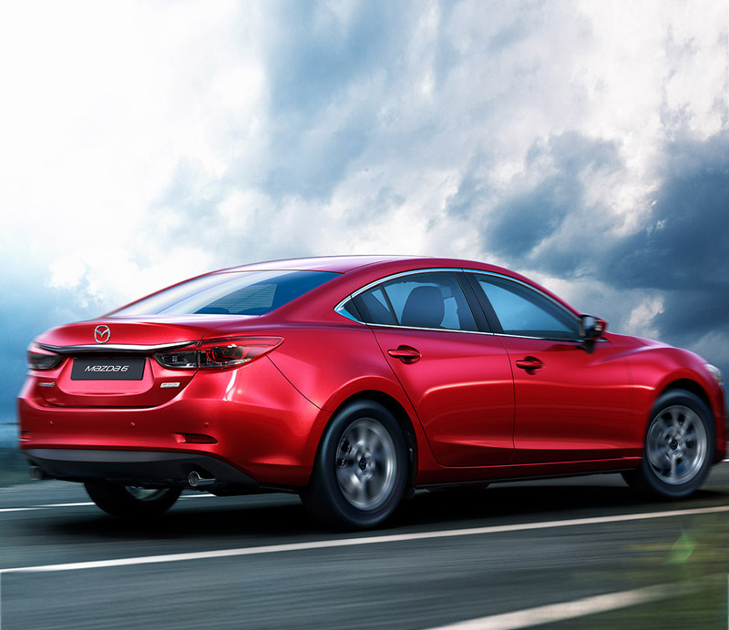 2018 Mazda Mazda6 Camshaft: Model Description